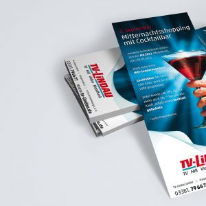 TV-Lindau – Flyer Mitternachtsshopping